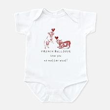 No Matter What (PINK) Infant Bodysuit