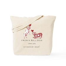 No Matter What (PINK) Tote Bag