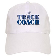 Track Coach wf Baseball Cap