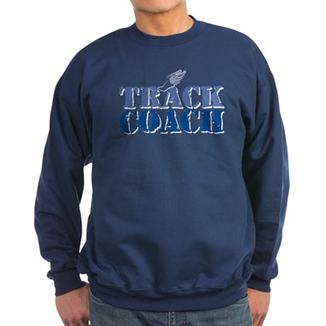 Track Coach wf Sweatshirt (dark)