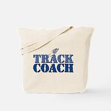 Track Coach wf Tote Bag