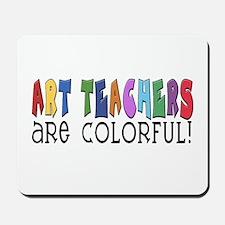 Art Teachers Mousepad