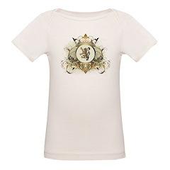 Stylish Scotland Organic Baby T-Shirt