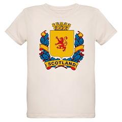 Stylish Scotland Crest T-Shirt