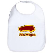 Nice Wagon Bib