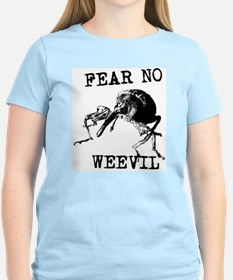 Fear No Weevil Women's Pink T-Shirt
