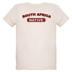 South Africa Native Organic Kids T-Shirt