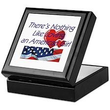 Love American Girl Keepsake Box