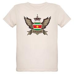Suriname Emblem T-Shirt