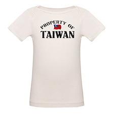 Property Of Taiwan Tee