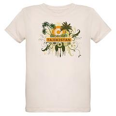 Palm Tree Tajikistan T-Shirt