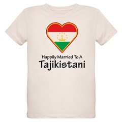 Married To A Tajikistani T-Shirt