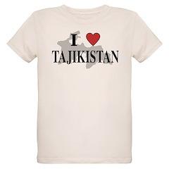 I Love Tajikistan T-Shirt