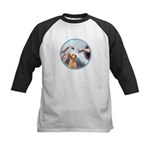Creation/Labrador (Y) Kids Baseball Jersey