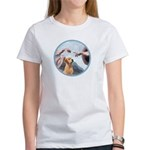 Creation/Labrador (Y) Women's T-Shirt