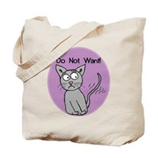 Do Not Want! Tote Bag
