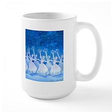 Dance of the Snowflakes 2-sided Mug