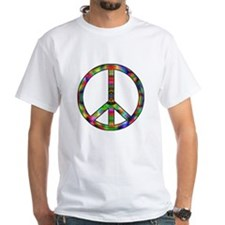 Colorful Peace Sign Shirt