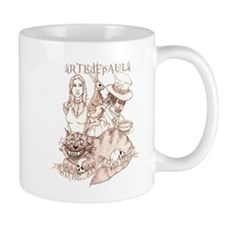 Alice We're All Mad Here Mug