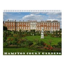 Hampton Court Wall Calendar