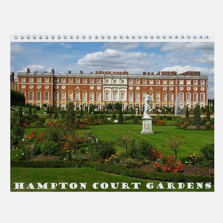Hampton Court Wall Calendar