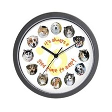 It's Always a Good Time to Adopt Wall Clock