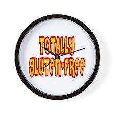 Totally Gluten-Free Wall Clock