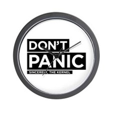 DON'T kernel PANIC Wall Clock