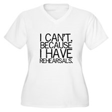 """""""I can't..."""" T-Shirt"""