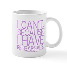 """I can't..."" (lvndr) Mug"