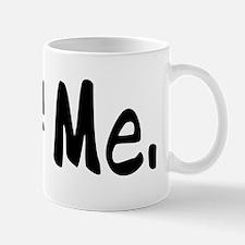 Yiff Me. - Black Mug