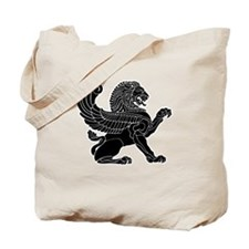 Persian Lion Tote Bag
