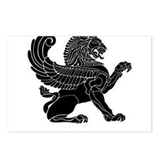 Persian Lion Postcards (Package of 8)