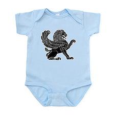 Persian Lion Infant Bodysuit