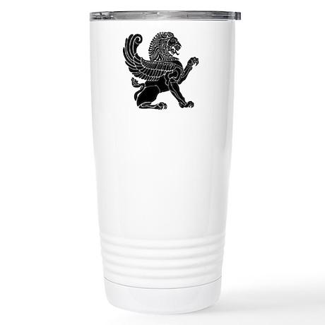 Persian Lion Stainless Steel Travel Mug
