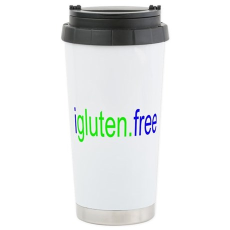 igluten.free Stainless Steel Travel Mug