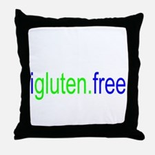 igluten.free Throw Pillow