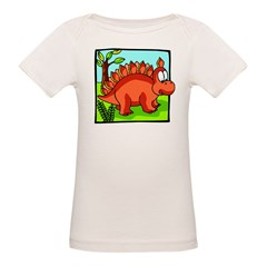 Cartoon Dinosaur Tee