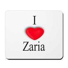 Zaria Mousepad