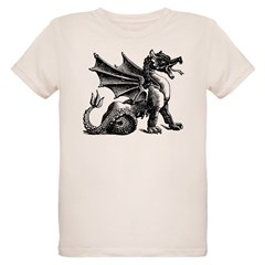 Hand Drawn Dragon T-Shirt