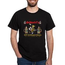 1843 Oktoberfest Black T-Shirt