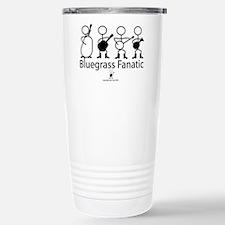 Bluegrass Fanatic Travel Mug