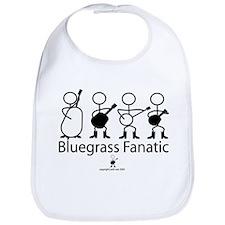 Bluegrass Fanatic Bib
