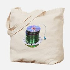 Timely storage solutions Tote Bag
