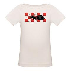 Ant Organic Baby T-Shirt