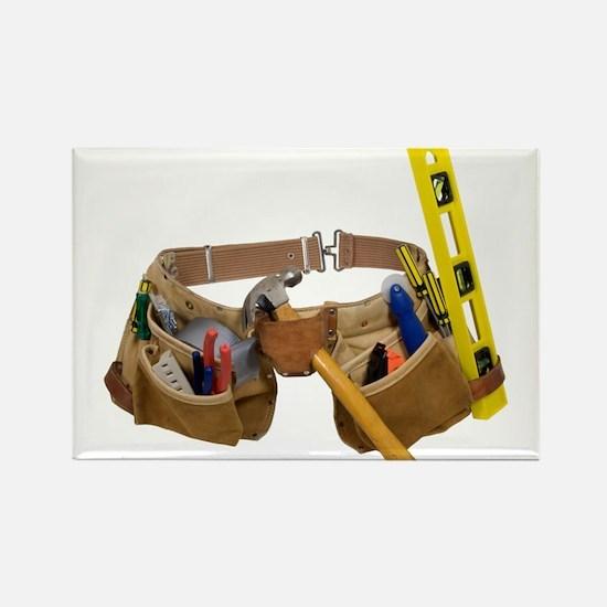 Tool belt Rectangle Magnet