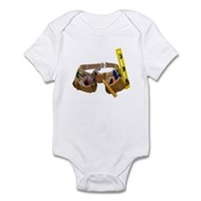 Tool belt Infant Bodysuit