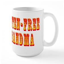 Gluten-Free Grandma Mug