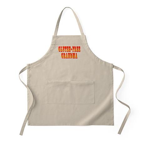 Gluten-Free Grandma Apron
