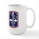 172nd stryker brigade Large Mugs (15 oz)